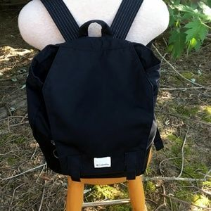 Columbia smaller sized black backpack School